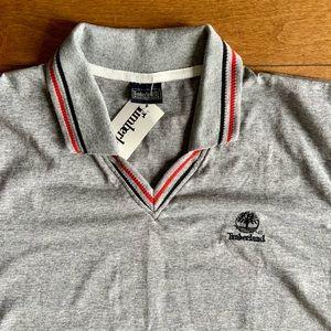BNWT Timberland varsity shirt/crop